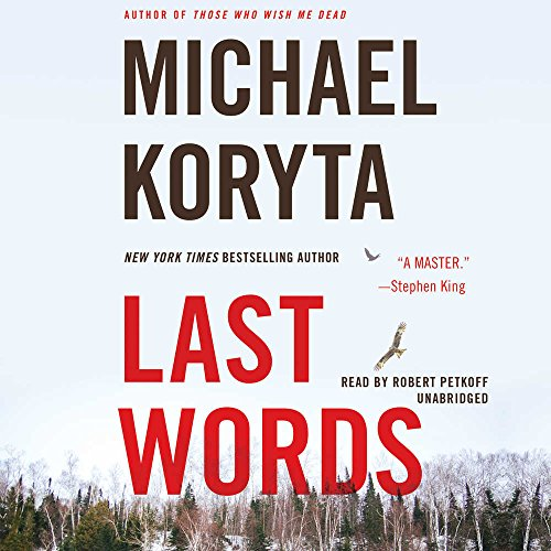 Last Words: Michael Koryta