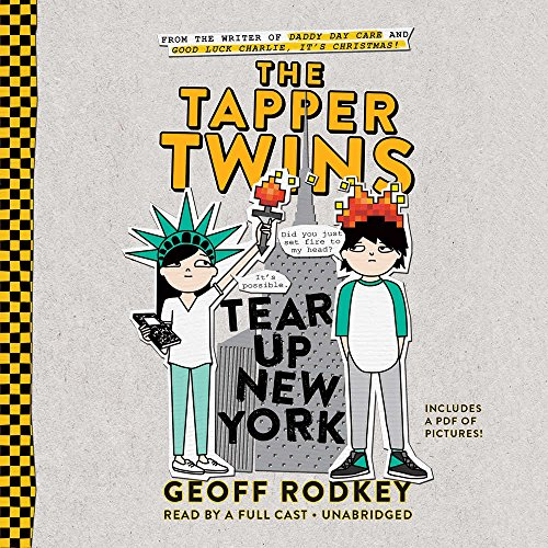 9781478935889: The Tapper Twins Tear Up New York: Library Edition