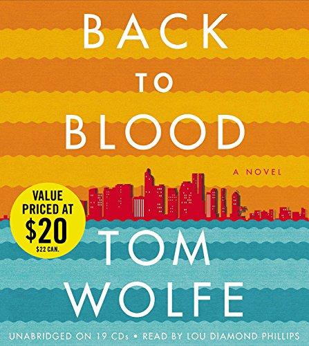 9781478938491: Back to Blood: A Novel