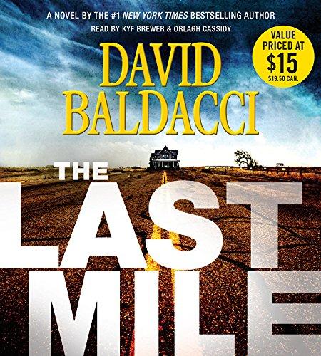 9781478941033: The Last Mile (Memory Man series)