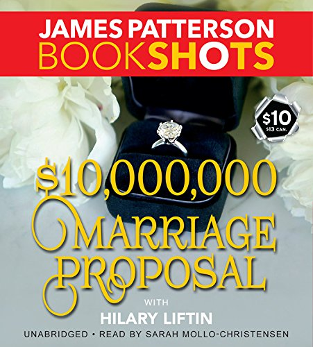 10,000,000 Marriage Proposal (Compact Disc): James Patterson