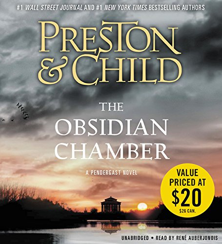 9781478943105: The Obsidian Chamber (Pendergast)