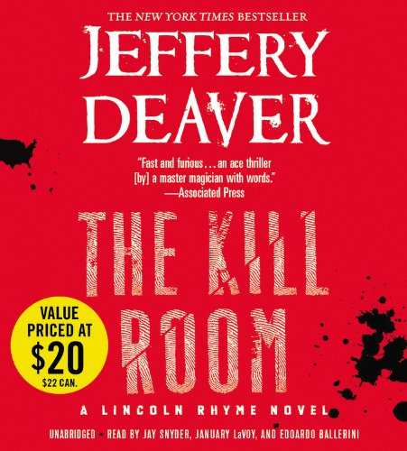 9781478951605: The Kill Room (A Lincoln Rhyme Novel)