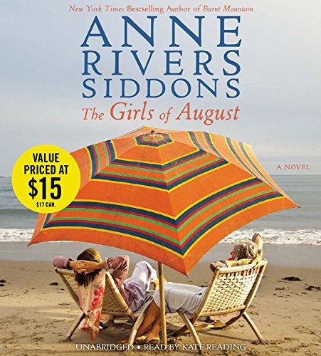 The Girls of August: Siddons, Anne Rivers
