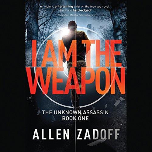 Boy Nobody: Allen Zadoff