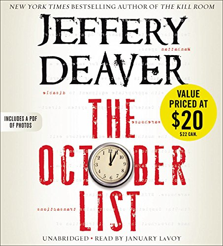 9781478952312: The October List