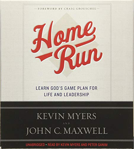 9781478952367: Home Run: Learn God's Game Plan for Life and Leadership