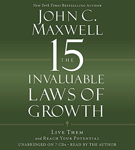 How Successful People Grow: 15 Ways to Get Ahead in Life: John C. Maxwell