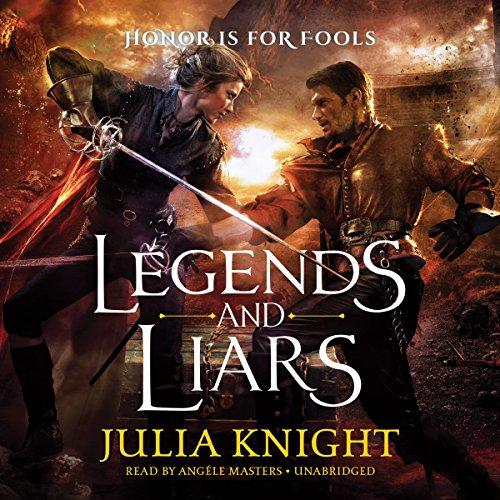 Legends and Liars: Julia Knight