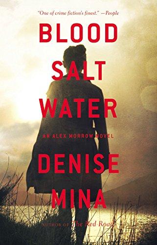 9781478962038: Blood Salt Water: Library Edition (Alex Morrow)