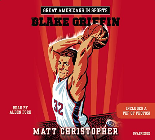 9781478962588: Blake Griffin: Library Edition (Great Americans in Sports)