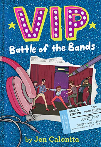 9781478965756: VIP: Battle of the Bands (VIP Series, Book 2)