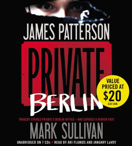 Private Berlin (Private Novels) (147897771X) by James Patterson