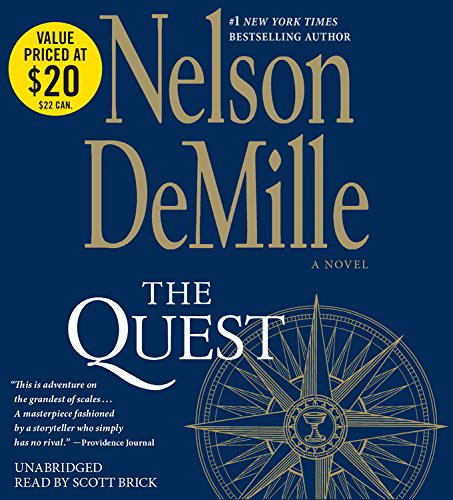 The Quest (Compact Disc): Nelson DeMille