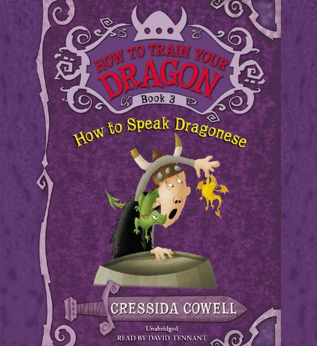 9781478980988: How to Speak Dragonese: Library Edition (How to Train Your Dragon)