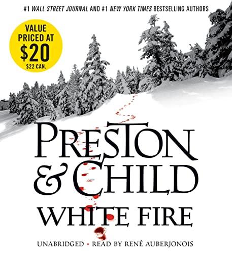 White Fire: Preston, Douglas J.; Child, Lincoln