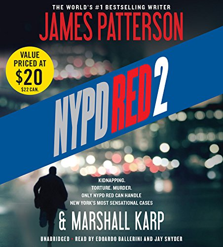 NYPD Red 2: Patterson, James, Karp, Marshall