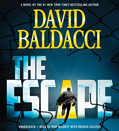 The Escape (Compact Disc): David Baldacci