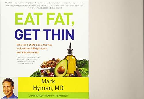 Eat Fat, Get Thin Format: AudioCD: Hyman, Mark