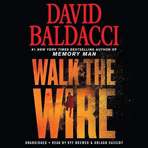 Book Cover: David Baldacci Spring 2020