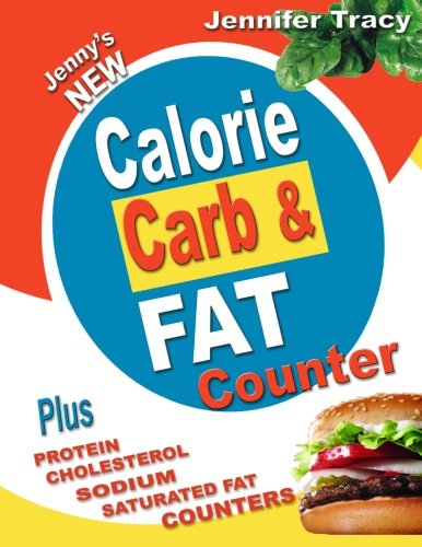 9781479102648: Jenny's New Calorie, Carb & Fat Counter