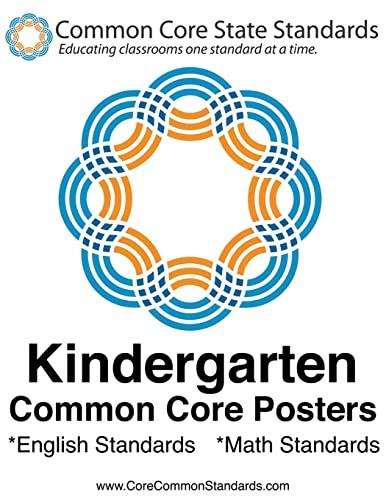 9781479112036: Kindergarten Common Core Posters