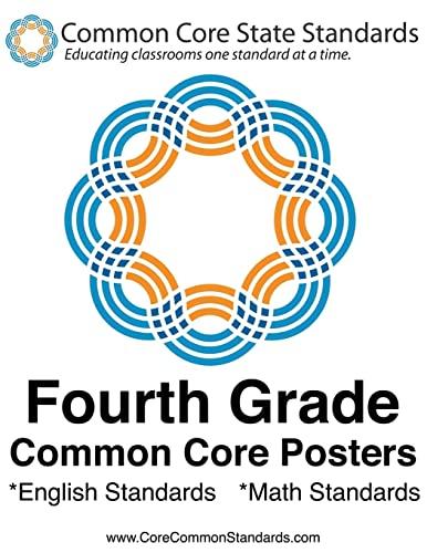 9781479118359: Fourth Grade Common Core Posters