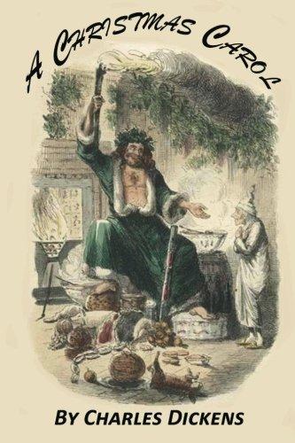 A Christmas Carol (Large Print): Charles Dickens