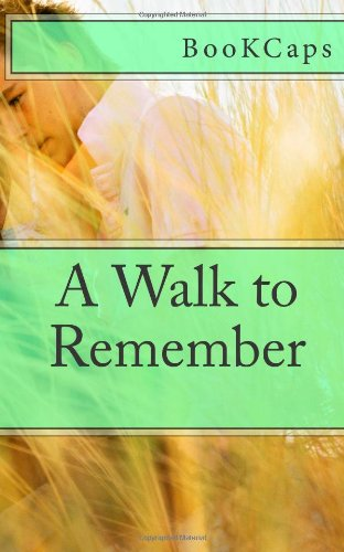 9781479131785: A Walk to Remember: A BookCaps Study Guide