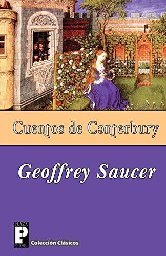 9781479137176: Cuentos de Canterbury (Spanish Edition)