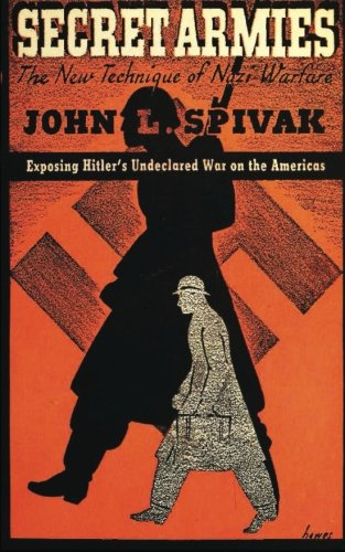 9781479144891: Secret Armies: The New Technique of Nazi Warfare