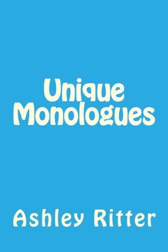 9781479147410: Unique Monologues