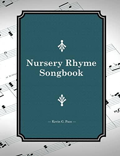 9781479151677: Nursery Rhyme Songbook