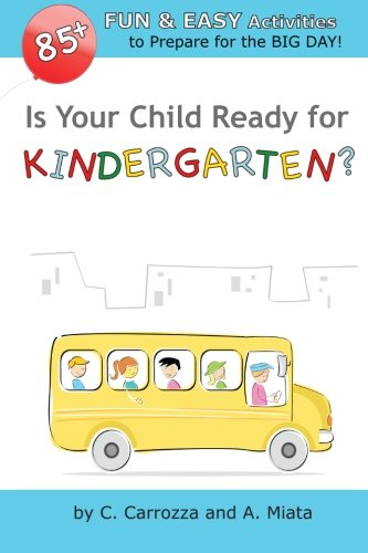 9781479158102: Is Your Child Ready for Kindergarten? 85+ Fun & Easy Activities to Prepare for the Big Day!