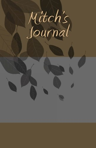 9781479169245: Mitch's Journal