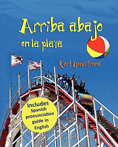 9781479169597: Arriba, abajo en la playa: Un libro de opuestos (Spanish Edition)