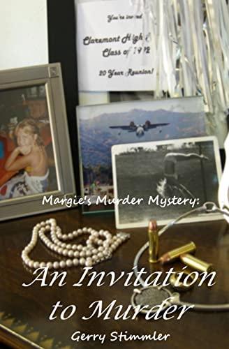 An Invitation to Murder: Margie's Murder Mystery (Margie's Murder Mysteries): Stimmler, ...
