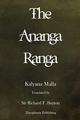 The Ananga Ranga: Malla, Kalyana