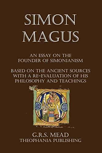 9781479183777: Simon Magus