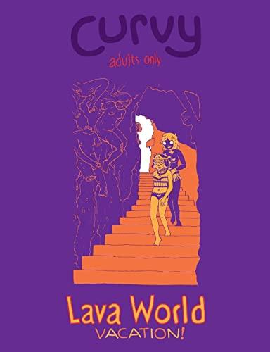 Curvy: Lava World Vacation: Magdalene, M.
