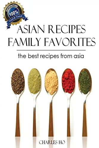 9781479195329: Asian Recipes - 50 Tasty & Easy Made Unique Exotic Recipes