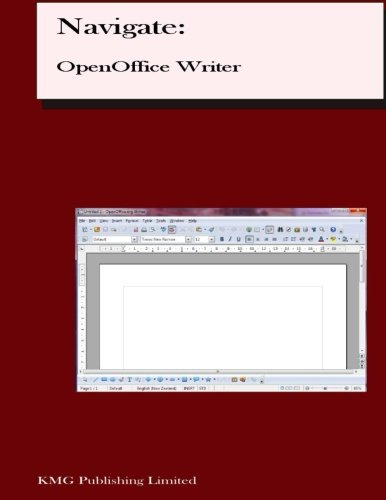 9781479198344: Navigate - OpenOffice Writer