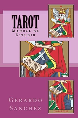 9781479199426: Tarot: Manual de Estudio (Spanish Edition)