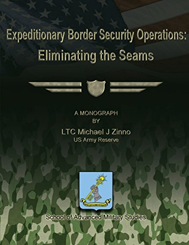 9781479201693: Expeditionary Border Security Operations:  Eliminating the Seams
