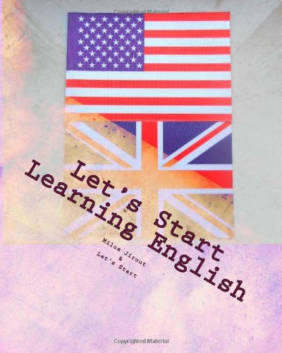 9781479210718: Let's Start Learning English: Let's Start Learning English (Volume 1)