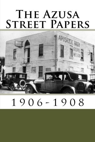 9781479215614: The Azusa Street Papers