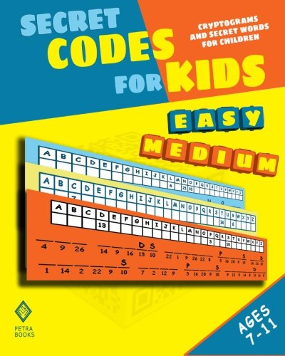 9781479217793: Secret Codes for Kids: Cryptograms and Secret Words for Children