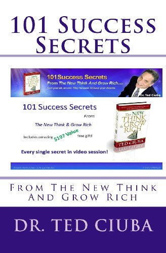 9781479223305: 101 Success Secrets: From The New Think And Grow Rich