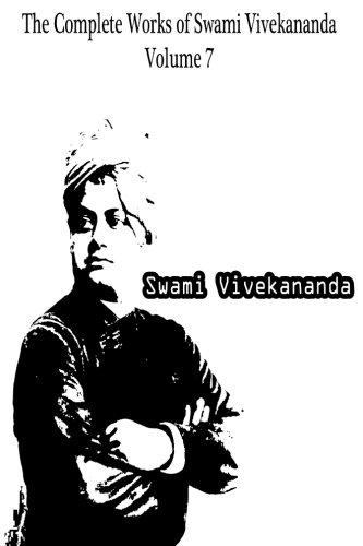 9781479230907: The Complete Works of Swami Vivekananda Volume 7