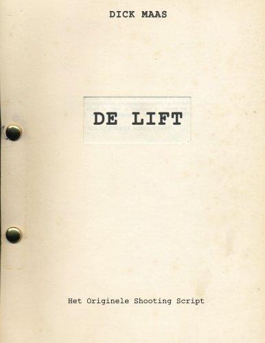 9781479231270: De Lift: Het Originele Shooting Script (Dutch Edition)
